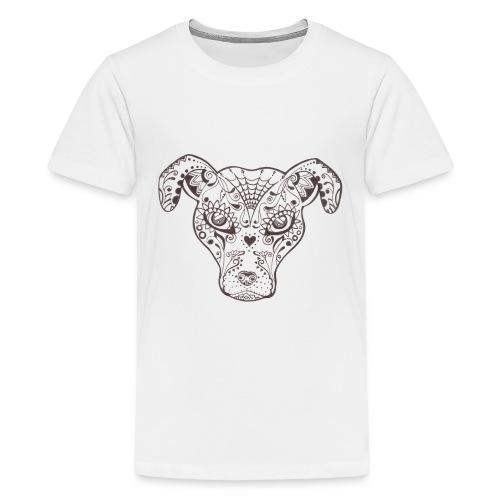Sugar Dog - Teenager Premium T-Shirt