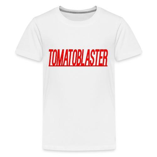 itsmemario png - Teenage Premium T-Shirt