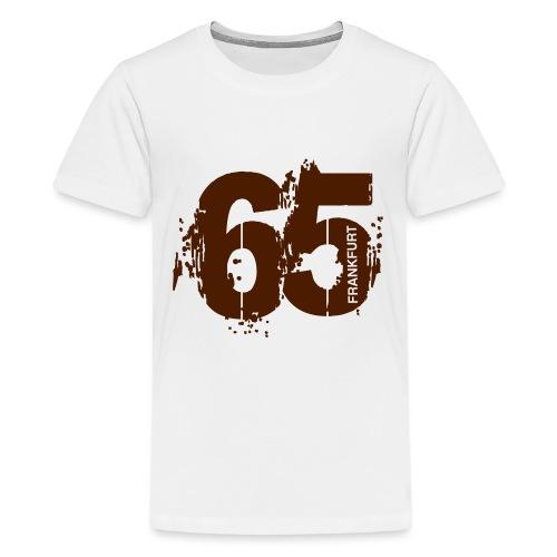City_65_Frankfurt - Teenager Premium T-Shirt