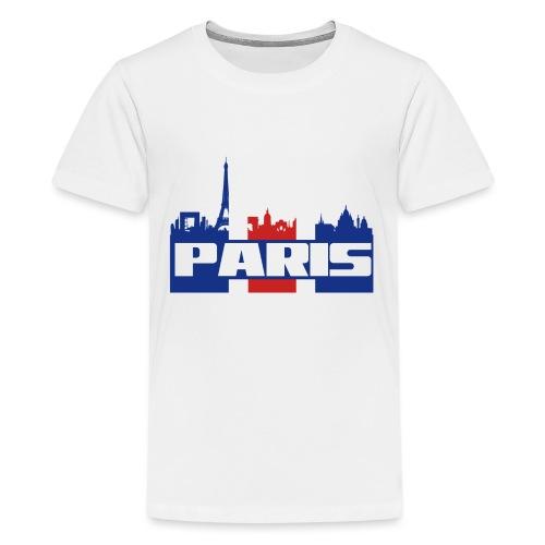 Paris SG - T-shirt Premium Ado