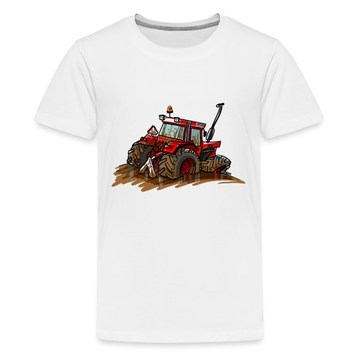 IH in de blub - Teenager Premium T-shirt