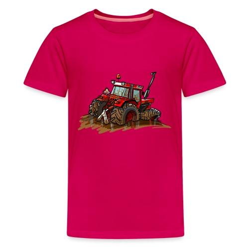 IH in de blub - Teenager Premium T-shirt
