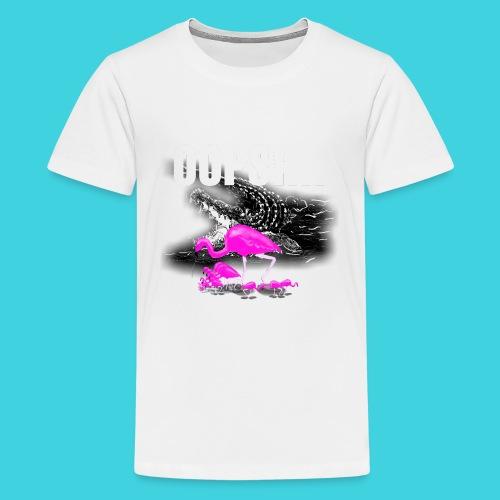Oops!! - Teenage Premium T-Shirt