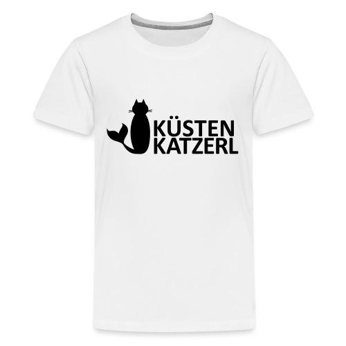 Küstenkatzerl - Teenager Premium T-Shirt