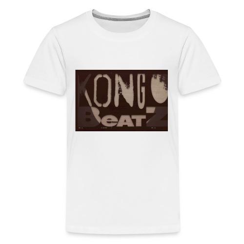 KONGOBEATZ DESIGN - T-shirt Premium Ado