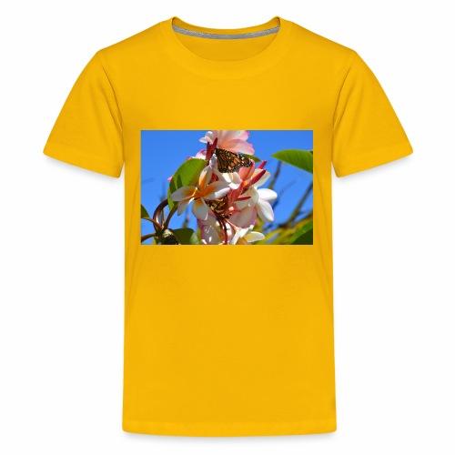 Schmetterling - Teenager Premium T-Shirt