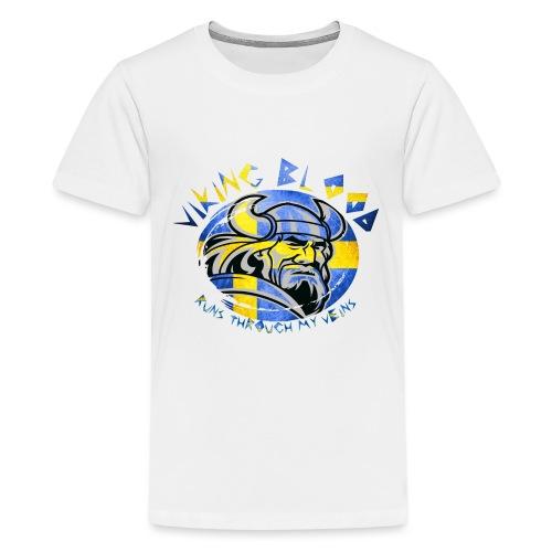 viking2 - Premium-T-shirt tonåring