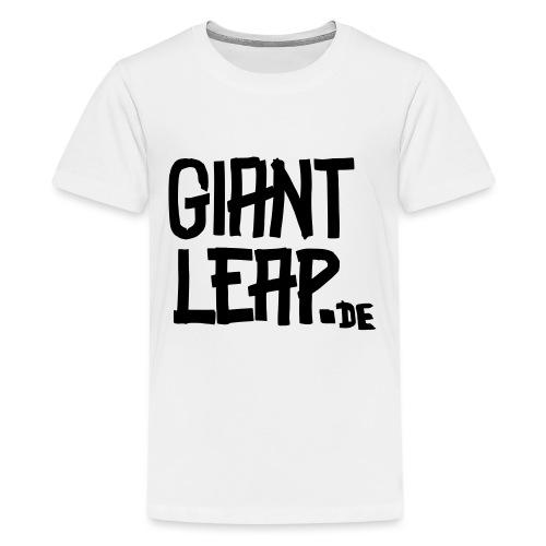 schriftzugMolotow svg - Teenager Premium T-Shirt