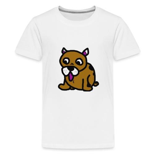 Guagua el Perrito - Camiseta premium adolescente