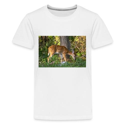 T-shirt cerf - T-shirt Premium Ado