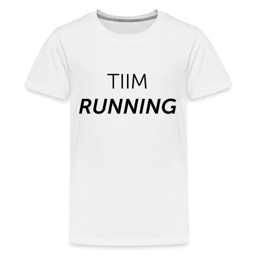tiim_icon05-eps - Teenager Premium T-shirt