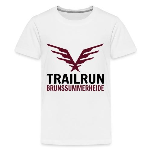 Vectorlogo Trailrun Bruns - Teenager Premium T-shirt