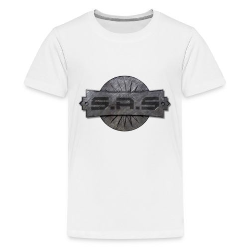 S.A.S. tshirt men - Teenager Premium T-shirt