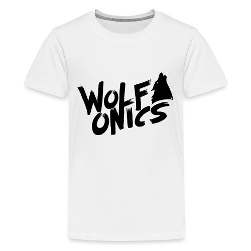 Wolfonics - Teenager Premium T-Shirt