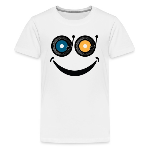 Smile! - Maglietta Premium per ragazzi