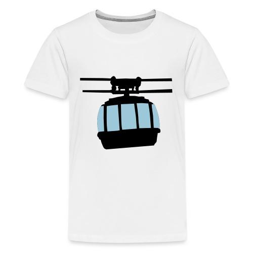 Gondel - Teenager Premium T-Shirt