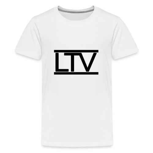 LuntrimTV - Teenager Premium T-Shirt