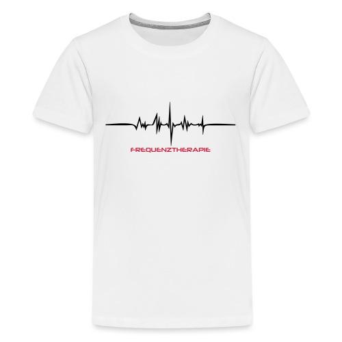 Frequenztherapie Drunk - Teenager Premium T-Shirt