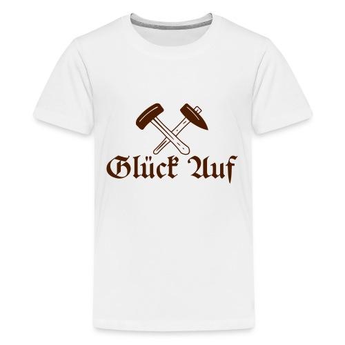 S E Briccius - Teenager Premium T-Shirt