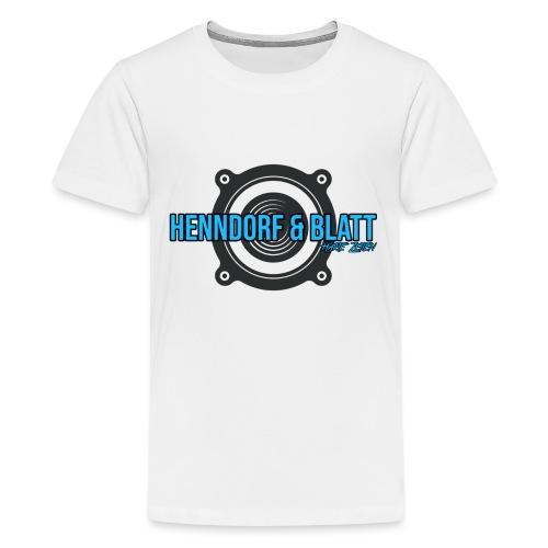 Henndorf & Blatt Kollektion - Teenager Premium T-Shirt
