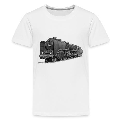 Dampflok Baureihe 01 Deutsche Reichsbahn DDR - Teenager Premium T-Shirt