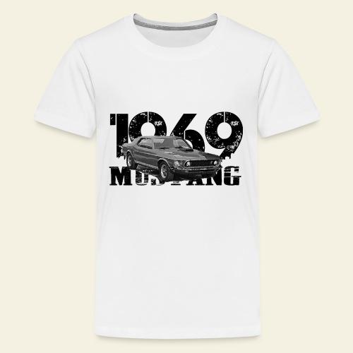 1969 - Teenager premium T-shirt