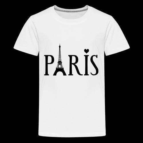 Paris - Teenager Premium T-Shirt