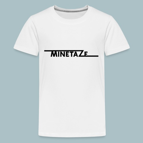 Minetace-png - Teenager Premium T-shirt