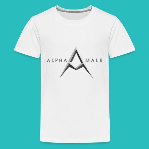 AlphaMale Original - Teenage Premium T-Shirt