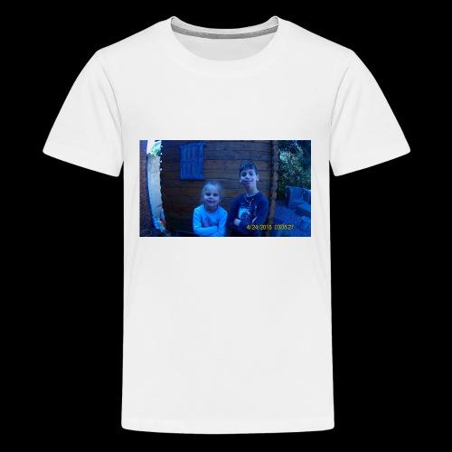 Xander et de jasmin - T-shirt Premium Ado