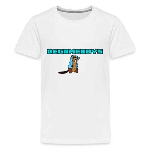 DeGameBoys Trui - Teenager Premium T-shirt