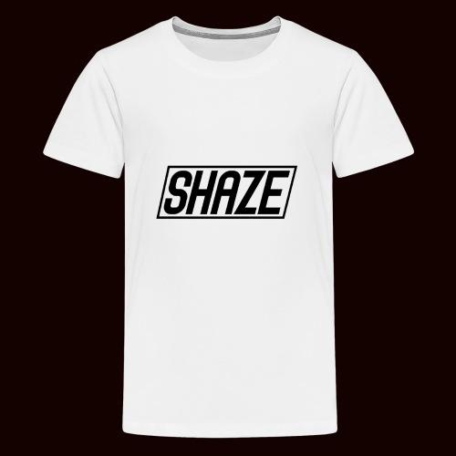 Shaze T-Shirt - Teenager Premium T-shirt
