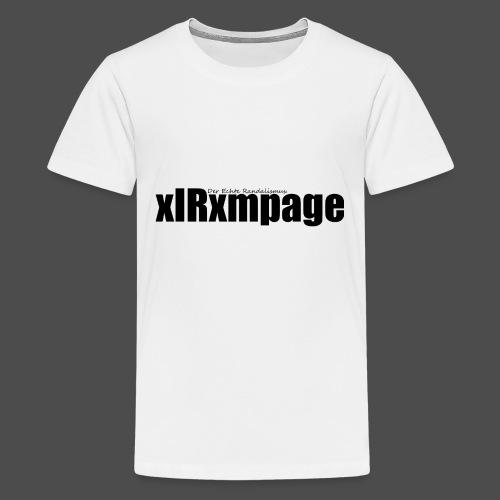 xIRxmpage Fan Hoodie - Teenager Premium T-Shirt