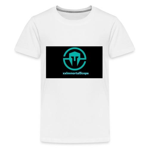 xxImmortalScope throwback - Teenage Premium T-Shirt