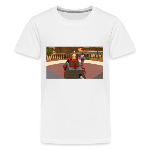 de leuken spilmacheen - Teenager Premium T-shirt