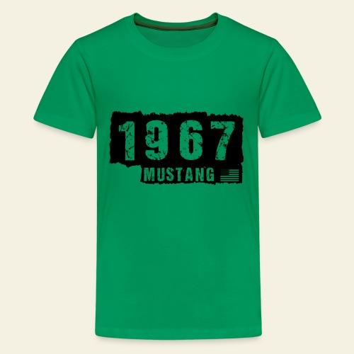 1967 - Teenager premium T-shirt