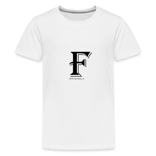 FOriginalsNoBack png - T-shirt Premium Ado