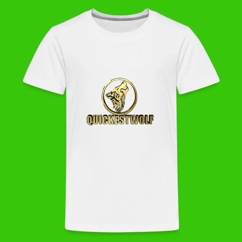 Logo png png - Teenager Premium T-shirt