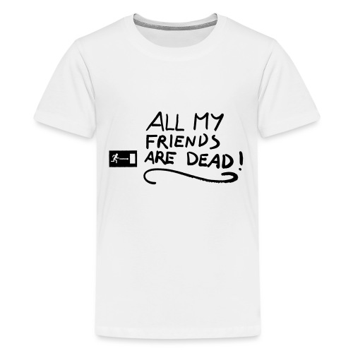 the truth about me - Teenager Premium T-Shirt
