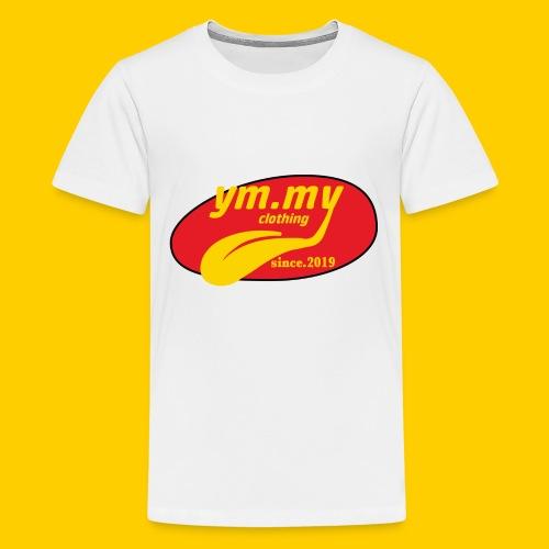 YM.MY clothing LOGO - Teenage Premium T-Shirt