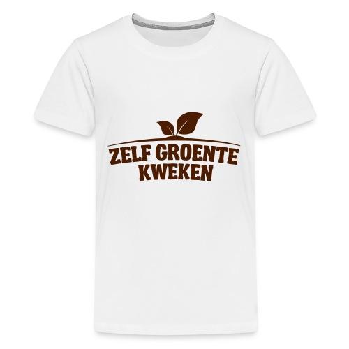 logo5 - Teenager Premium T-shirt