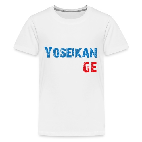Yoseikan Budo Geneve - T-shirt Premium Ado