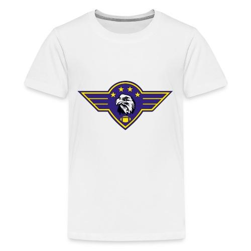 Pattonville Generals 2 - Teenager Premium T-Shirt