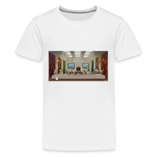 cene retro - T-shirt Premium Ado