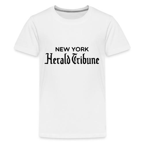 Halfdan - Martha - Teenager premium T-shirt