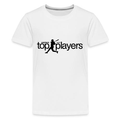 top players 330x101mm - Teenager Premium T-Shirt