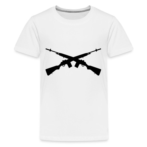 Brother in Arms - Teenage Premium T-Shirt