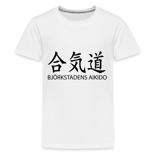 BAKIR KANJI - Premium-T-shirt tonåring