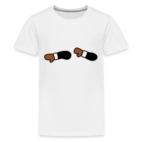 DabbingDab LOGO - Camiseta premium adolescente