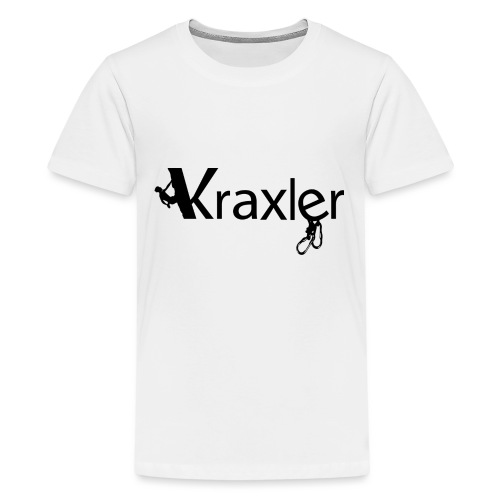Kraxler - Teenager Premium T-Shirt
